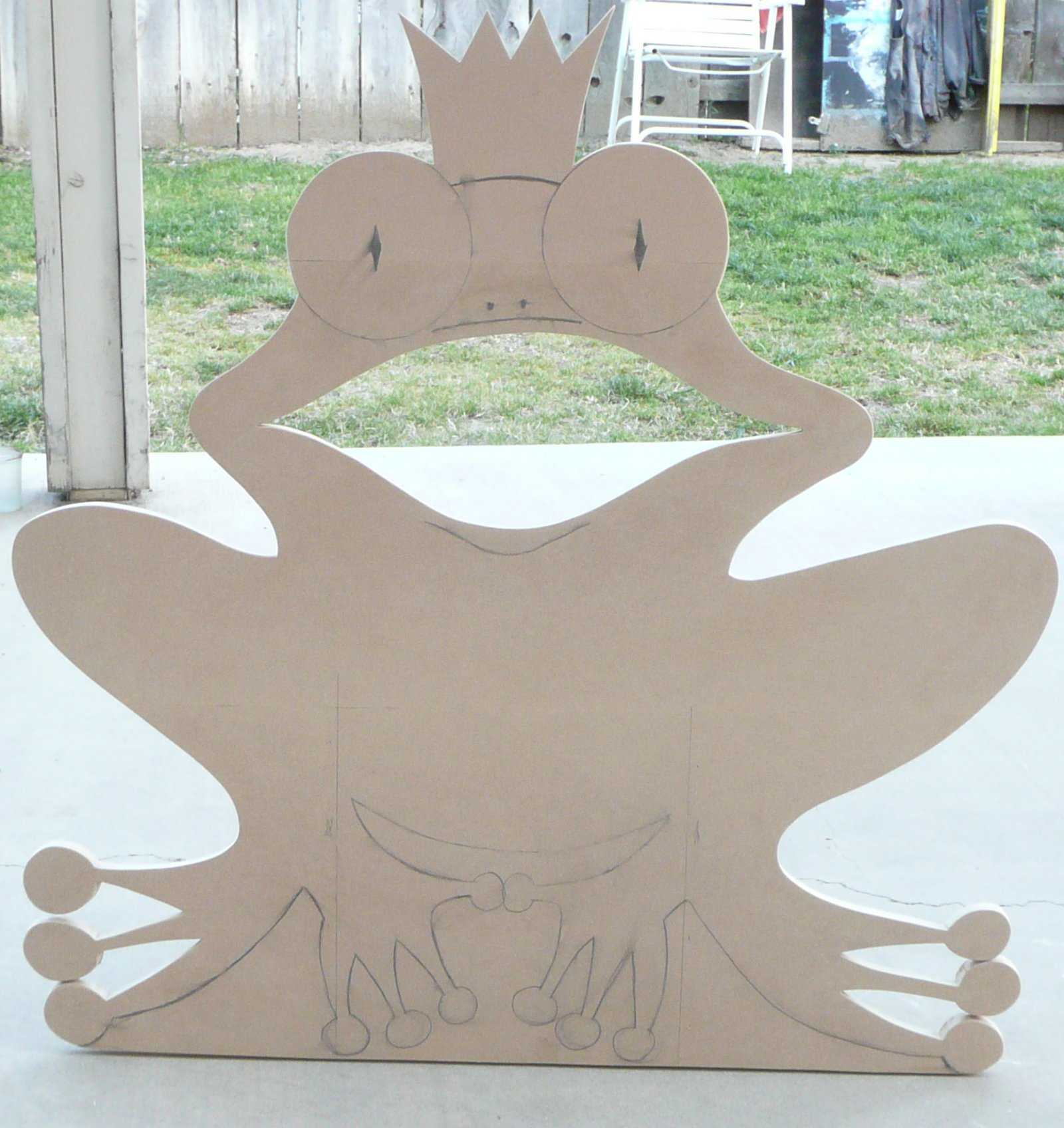 Crown Lesson Plan: Princess Party Game KISS THE FROG